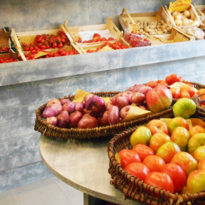 Ristrutturazione di un negozio di frutta & verdura a Empoli (FI)