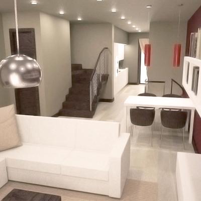 Design d'interni per appartamento a Pian di Scò (AR)