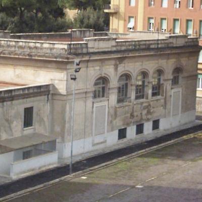 Auditorium Convitto Nazionale ante operam