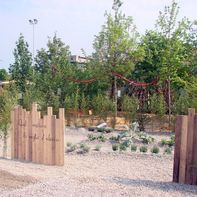 Il giardino di Marcovaldo Modena Garden Festival