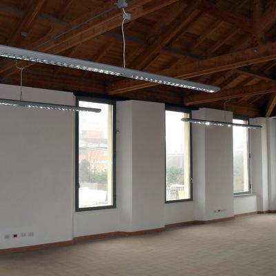 Illuminazione sala giunta uffici comunali di Cairete (VA)