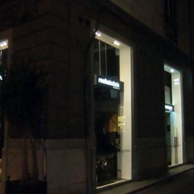 Illuminazione vetrine negozio