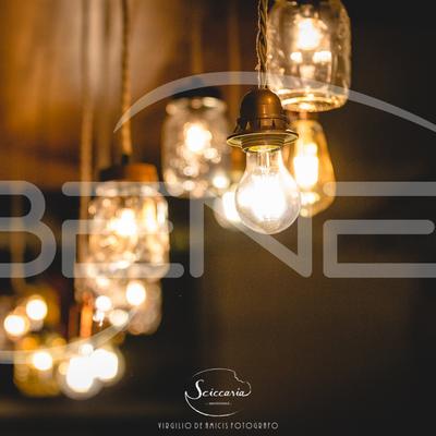 Illuminazione Vintage presso Locale