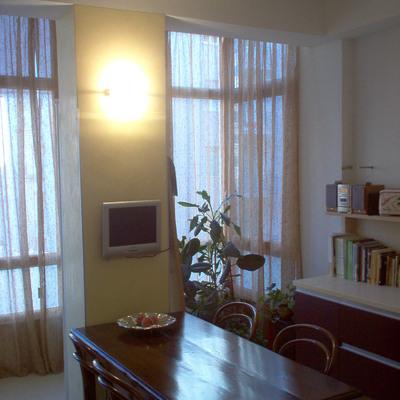 arredamento salotto e cucina