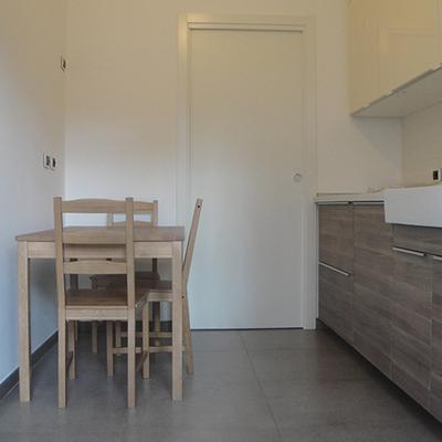 Ristrutturazione appartamento - cucina
