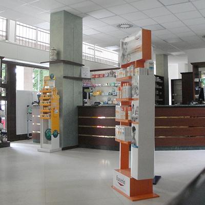 Ampliamento farmacia