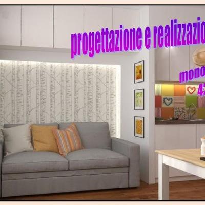 Progettazione e ristrutturazione appartamento