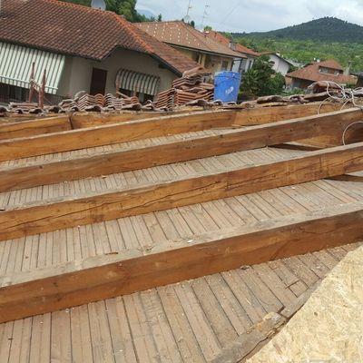 Rifacimento e Isolamento tetto