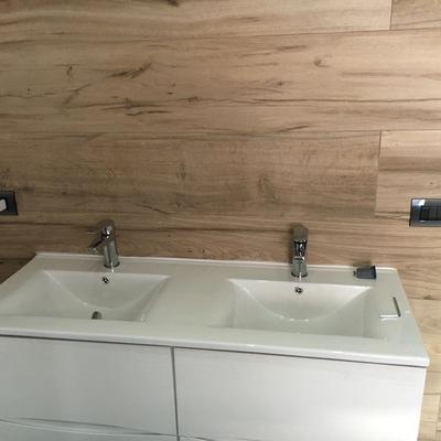 Rivestimento finto legno