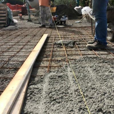 Lavori in cemento e cemento armato