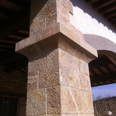Colonna loggia