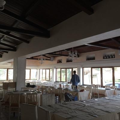 Rifacimento sala ristorante