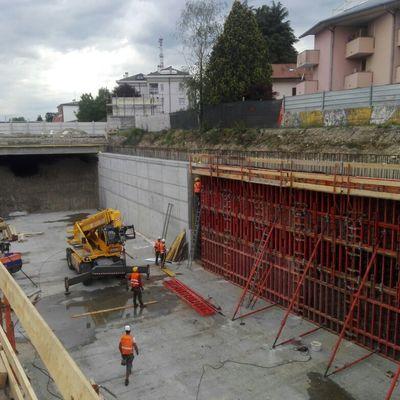 Completamento della variante per il Centro Ospedaliero di Monza