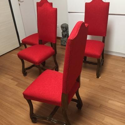 Sedie dopo nostro restyling