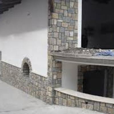 casa in muratura e pietra finita