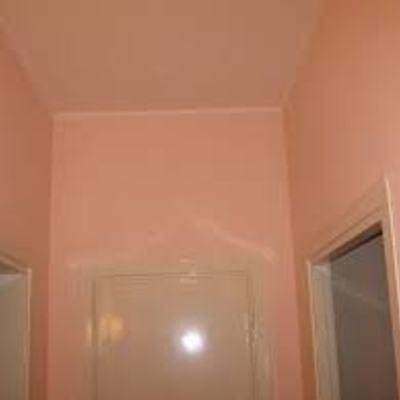imbiancatura parete e plafone