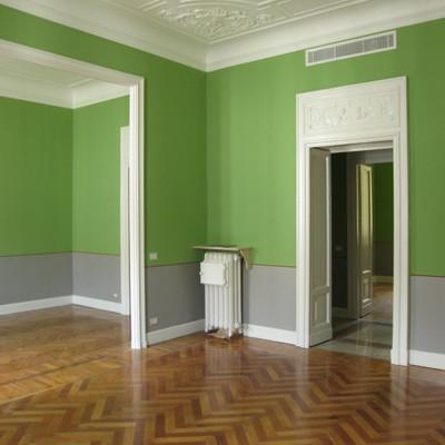 Milano - ristrutturazione appartamento Via Mascheroni