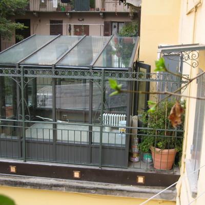 Milano - progetto di serra