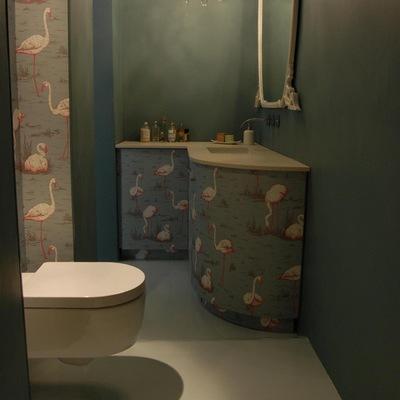 Pavimento e pareti bagno
