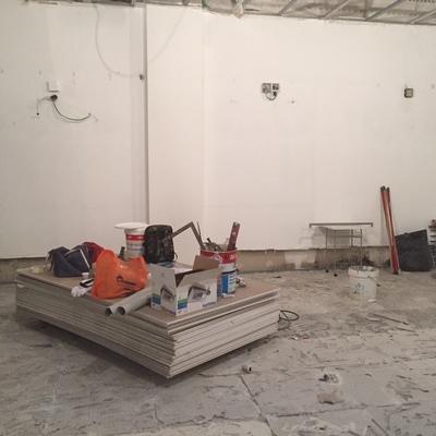 inizio ricostruzione