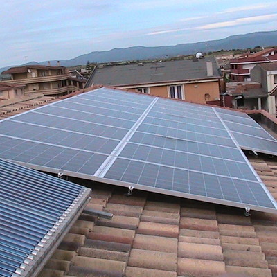 impianto fotovoltaico 6KWP