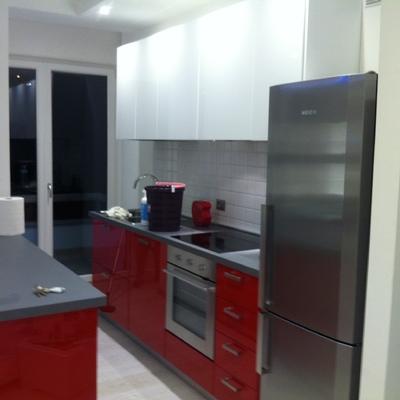 Installazione cucina
