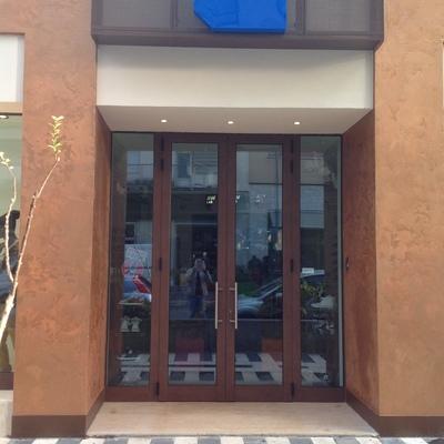 Prospetto Frontale Edificio Commerciale
