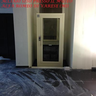 ELEVATORE A PANTOGRAFO IDRAULICO