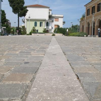 Piazza Garibaldi Pineto (TE)