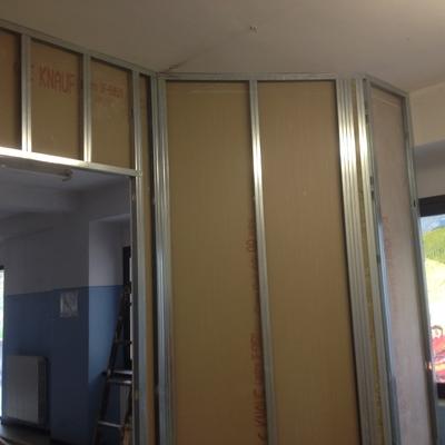 parete divisorie insonorizzate in cartongesso