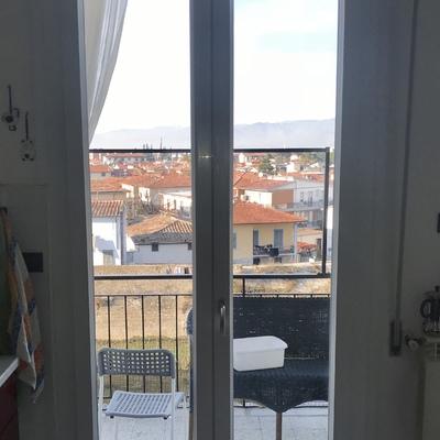 porta finestra in pvc veka