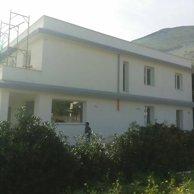 Ristrutturazione totale di una villa unifamiliare