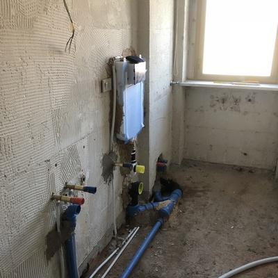 nuovo impianto bagno