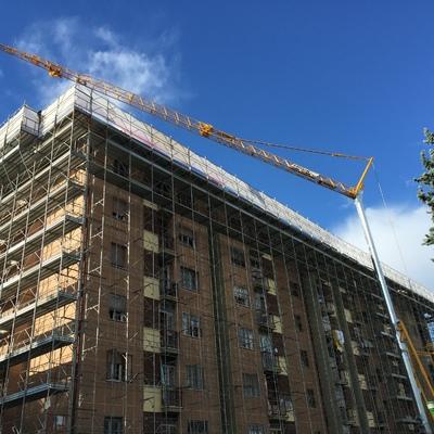 Smaltimento amianto e rifacimento tetto mq 1000 in tre mesi