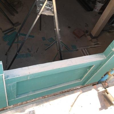 Realizzazione di facciata architettonica, mediante l'impiego di lastre a secco per esterni