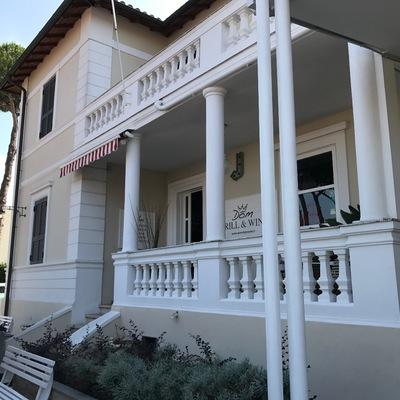 Ristorante villa Dom