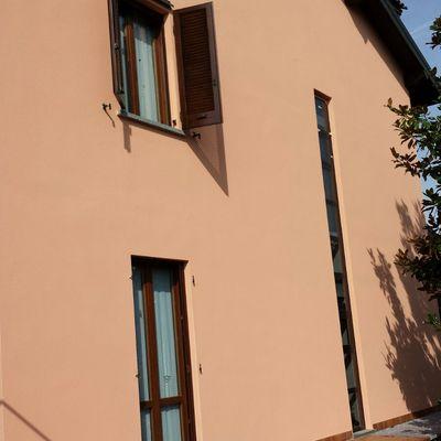 facciata villa guardia...