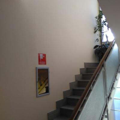 scale condominio centralissima a milano