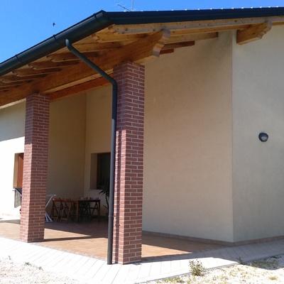 Casa in legno x-lam