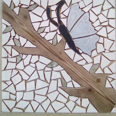 Mosaico artigianale