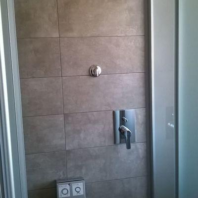 Rivestimento doccia