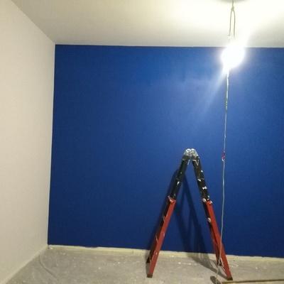pitturazione di parete
