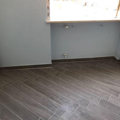 pavimento finto parquet