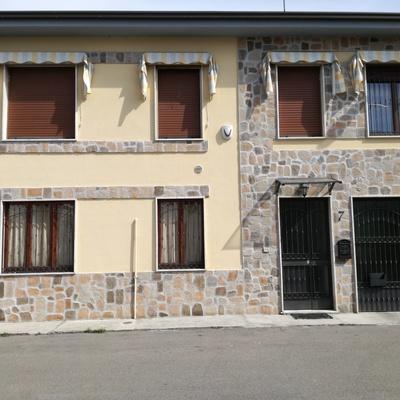 esterno facciata