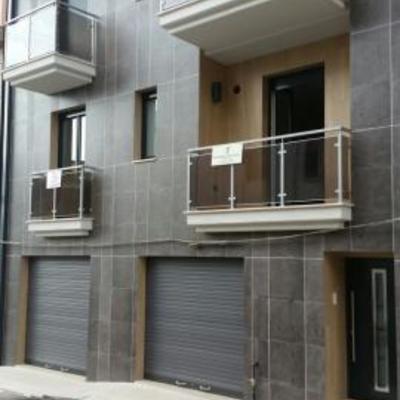 casa E2 - facciata