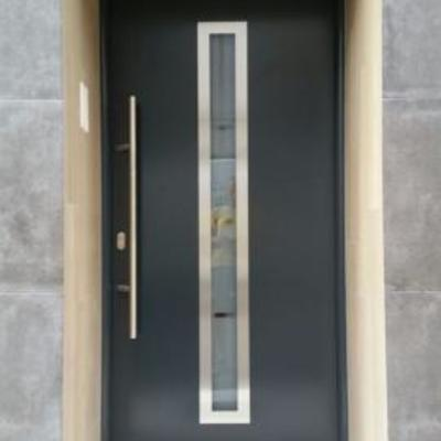 casa E2 - ingresso da strada