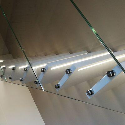 Scala VETRO e LED