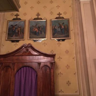 Chiesa nell'astigiano
