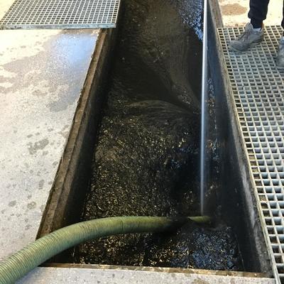vasca lavaggio automezzi