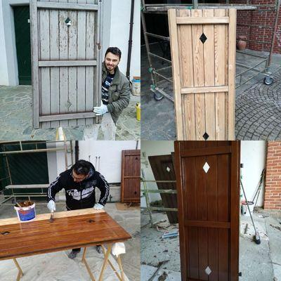 Antoni in legno